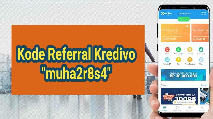 kode referral kredivo