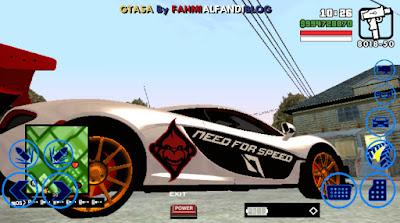 GTA San Andreas Mod Watch Dog Apk Data