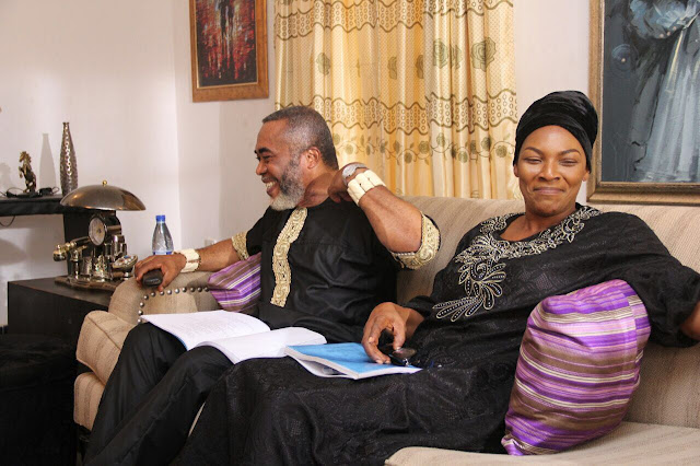 stella and oba movie set