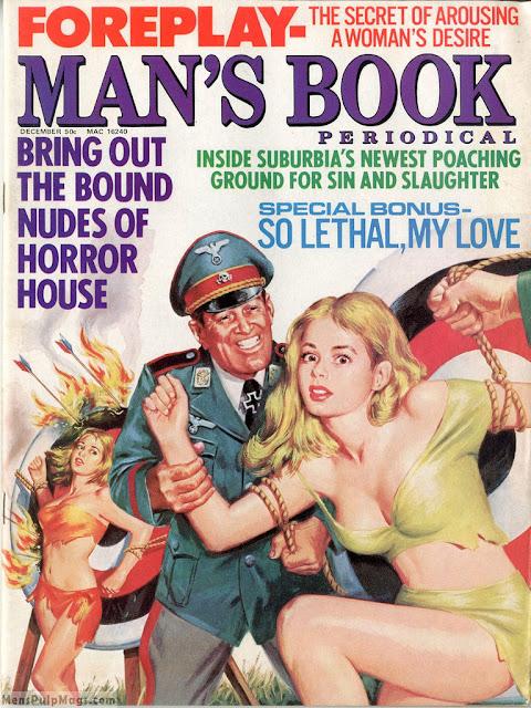 Man's Book, octubre 1966
