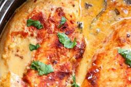 Lemon Butter Chicken #dinner #glutenfree