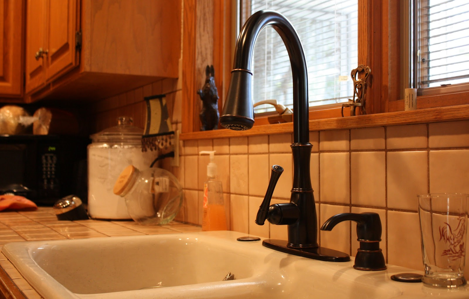 kitchen sink renovation home kitchen sinks and faucets So here is the quick version of my story I live in a house that is 26 years and getting older by the moment It s a great house that is