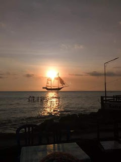 Mataram City, Lombok Island