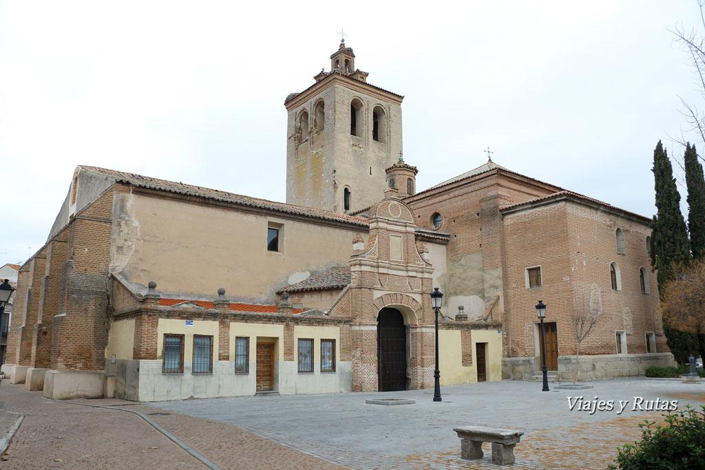 Iglesia de San Salvador, Arévalo
