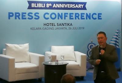 Kusumo Martanto, CEO Blibli.com
