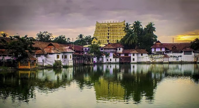 Richest and Ancient Sree Padmanabha Temple in Kerala