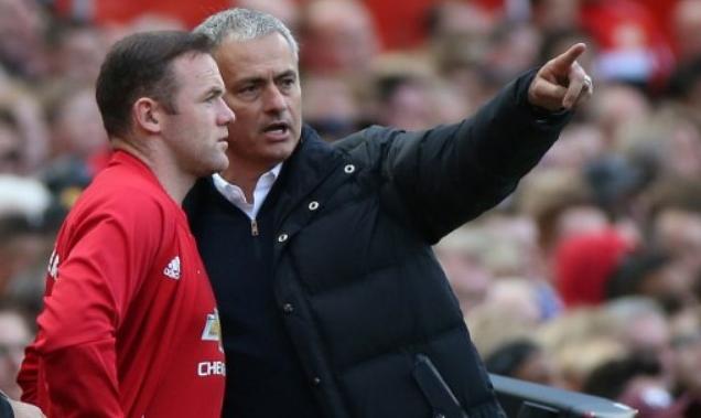 Mourinho Tidak Bisa Memaksa Rooney Agar Terus Menetap Di Old Trafford