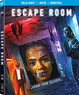 Escape Room 20190 Dual Audio ORG 720p BRRip 500Mb HEVC x265
