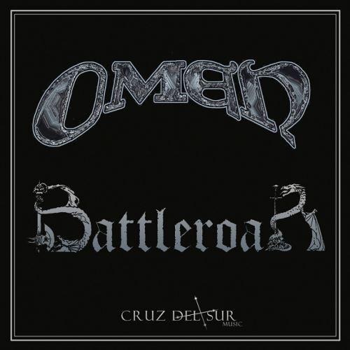 """BATTLEROAR: 7"""" split μαζί με τους Omen"""