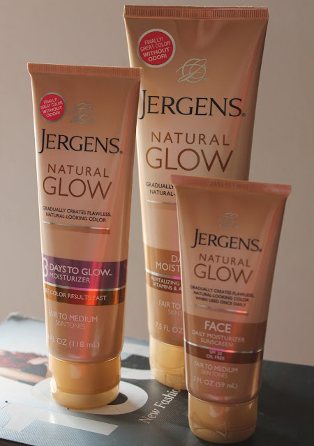jergens natural glow review
