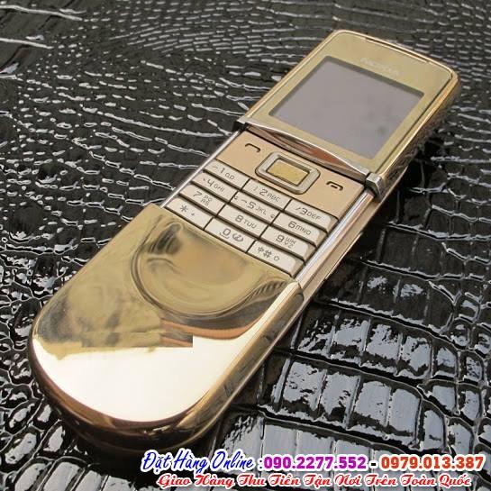 Nokia 8800 sirocco gold chính hãng giá 4,8tr và địa chỉ bán  điện thoại cổ  tại hà nội và hcm
