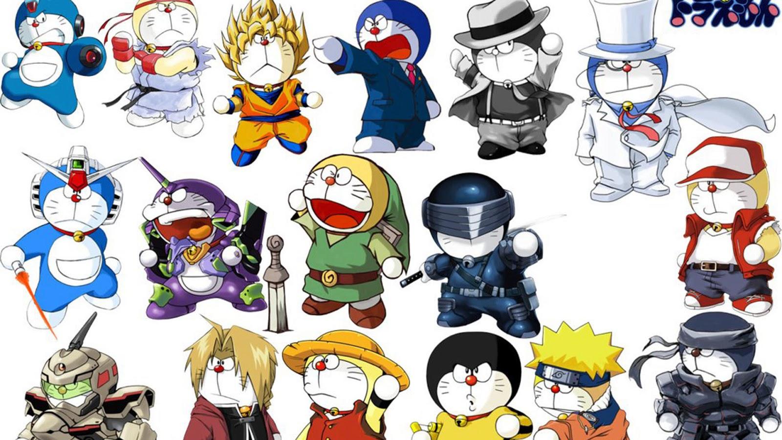 Wallpaper Doraemon HD Keren