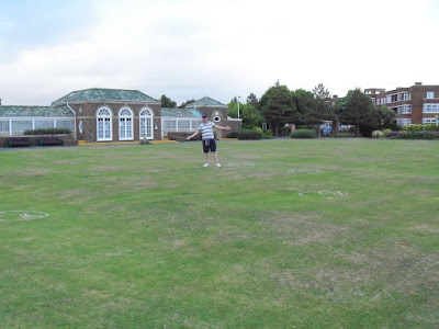 The Putting course at Marine Gardens in Worthing in July 2010