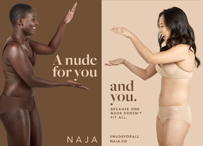 naja nude for all lingerie nude