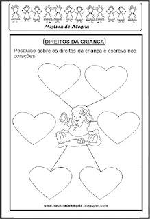 Dia das crianças direitos da criança