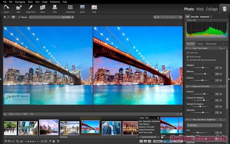 Download StudioLine Photo Pro 4.2.45 Full Crack