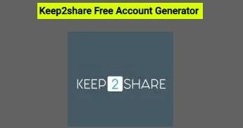 Keep2share login