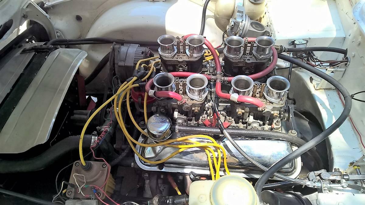 Daily Turismo: HiPo V8 Powered: 1973 Triumph TR6