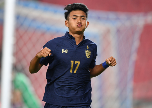 'Thần đồng' Thái Lan đi vào lịch sử VCK U23 châu Á