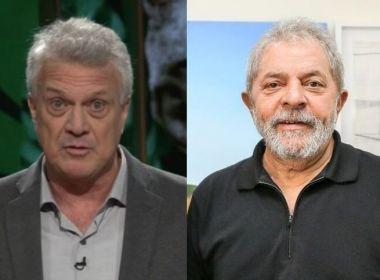 Bial causa polêmica ao dizer que só aceitaria entrevistar Lula com detector de mentira