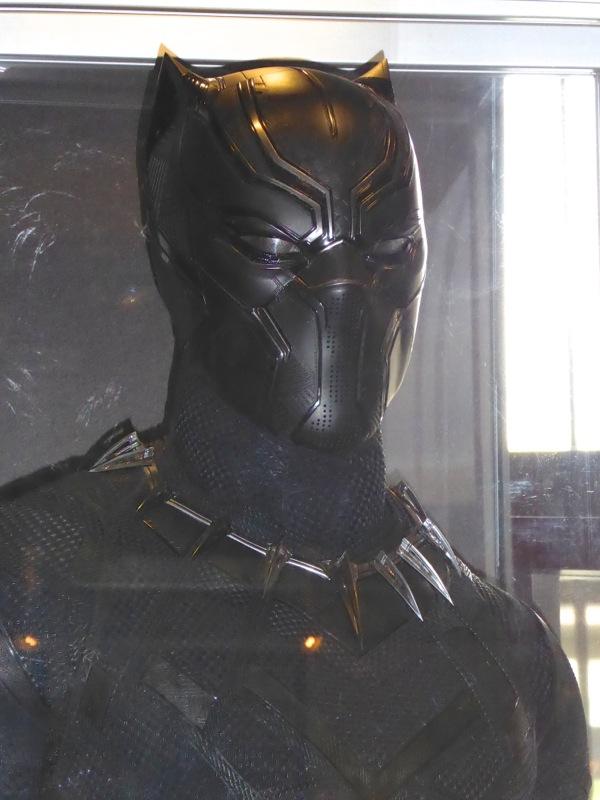 Black Panther mask Captain America Civil War