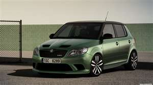 pics of  Skoda RS 2000 car