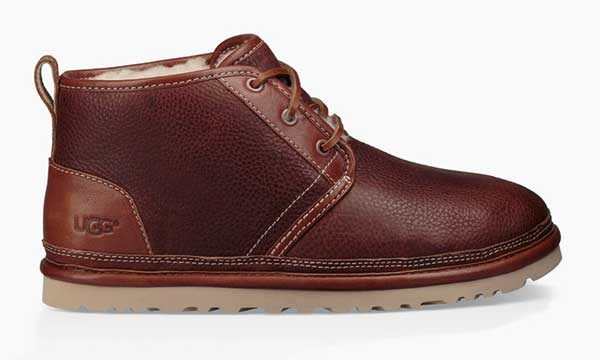 Neumel Leather Men's Shoe