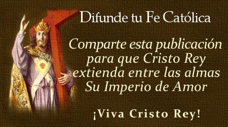 Como Ovejas Sin Pastor Festividad De Cristo Rey Del Universo Obligada Consagración Al Que Impera Sobre Las Almas