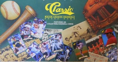 Wrigley Wax 1987 Classic Baseball Game