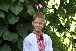 Bogdan, 3rd grade