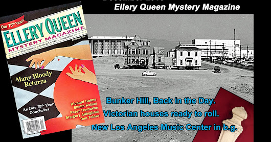 Remembering Los Angeles' Bunker Hill in Books and Movies