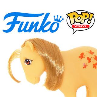 My Little Pony Retro Pony Funko Pop Coming Soon