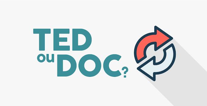 Como fica o TED e o DOC após o lançamento do Pix ?