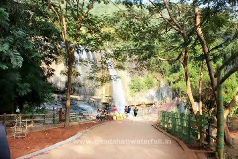 Gandahati Waterfall images Berhampur