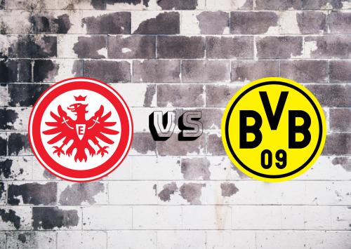 Eintracht Frankfurt vs Borussia Dortmund  Resumen y Partido Completo