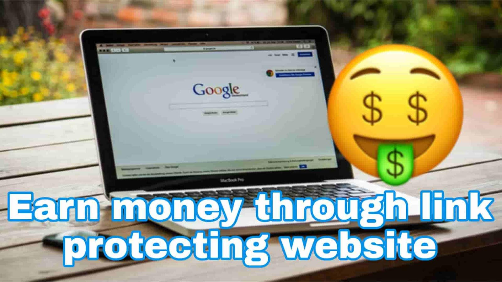 Earn money by link protecting sites, everything you should know.