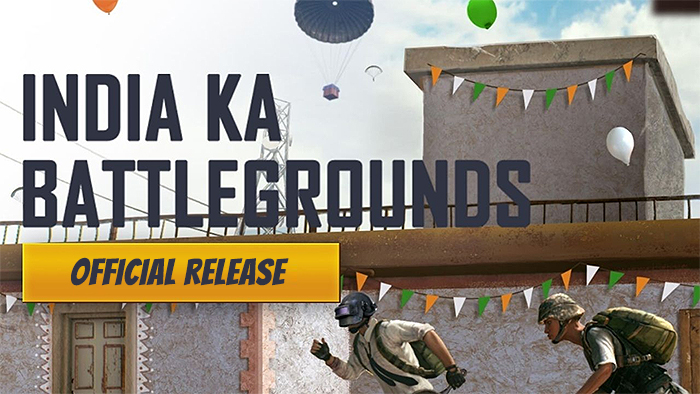 Battlegrounds Mobile India Official Release, Stable Release