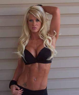 Angel Williams - Female Wrestling