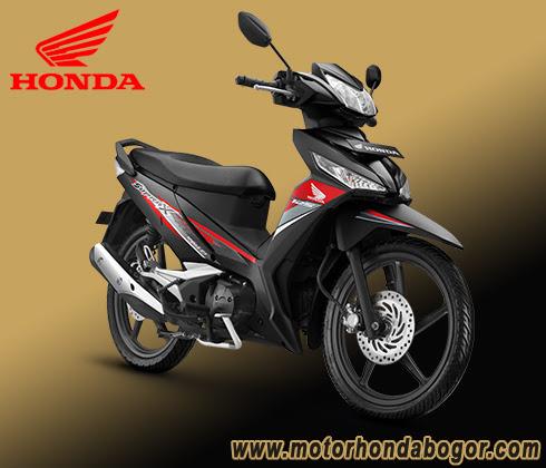 Kredit Motor Honda Supra X 125 Bogor