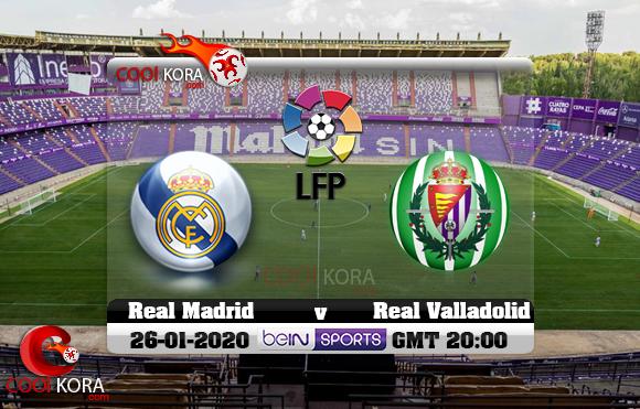 مشاهدة مباراة بلد الوليد وريال مدريد اليوم 26-1-2020 في الدوري الأسباني