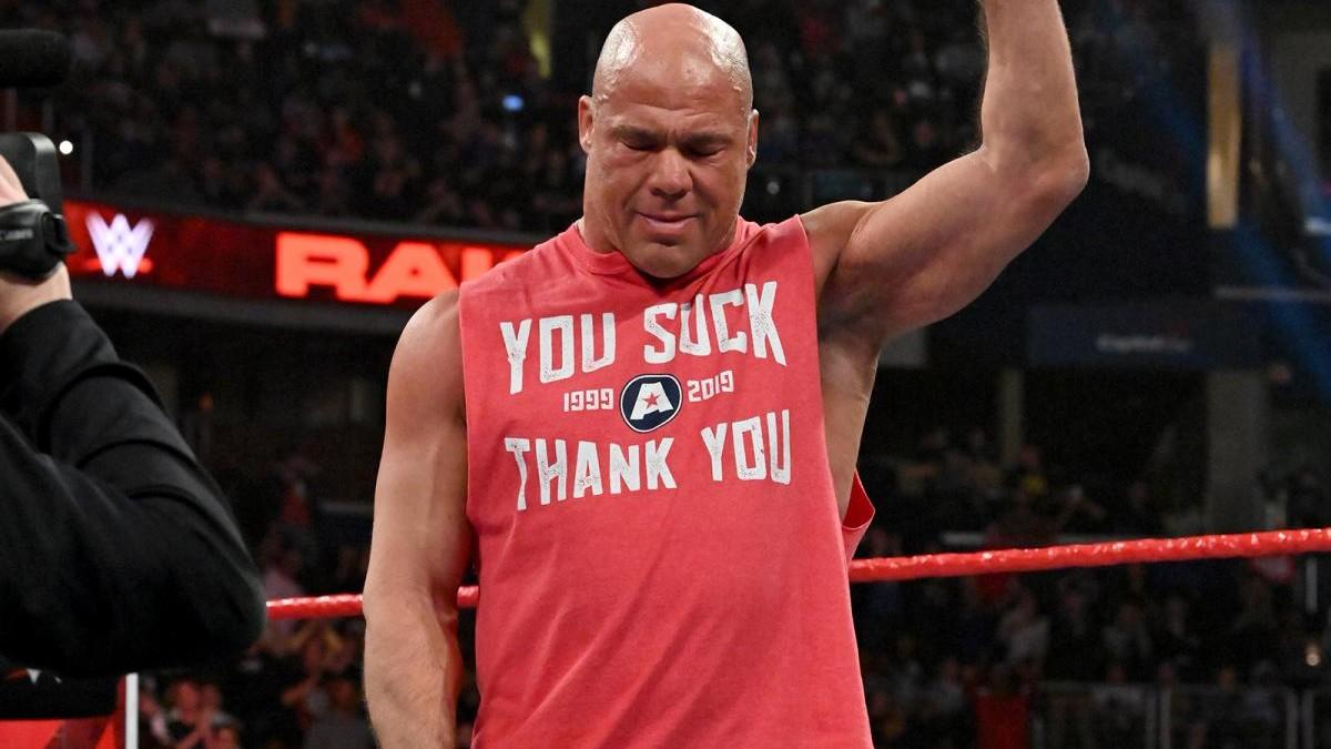 Booker T crê que Kurt Angle poderia se dar bem na AEW