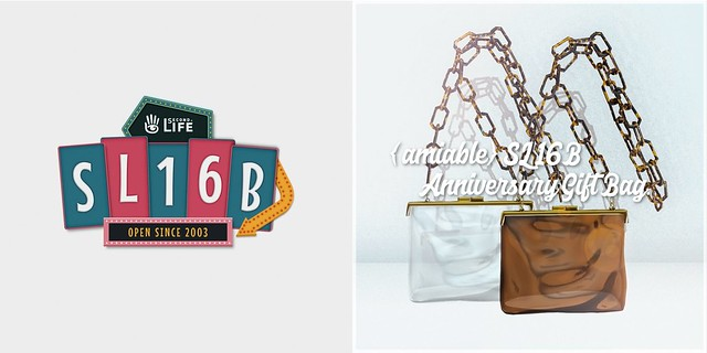 {amiable}SL16B Anniversary Free Gift.