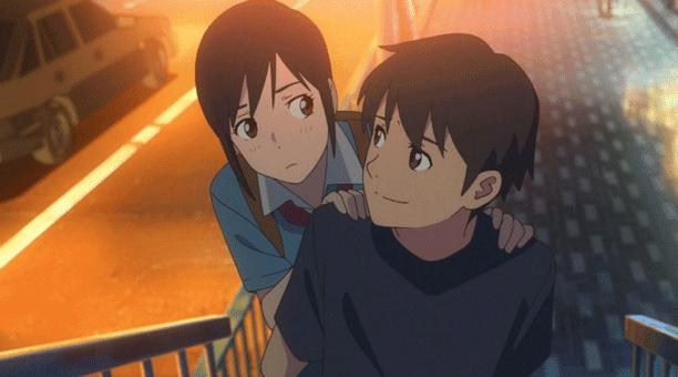 Shikioriori - Anime Romance 2018 Terbaik