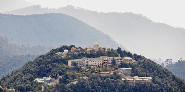 Astronomical Observatory Nainital