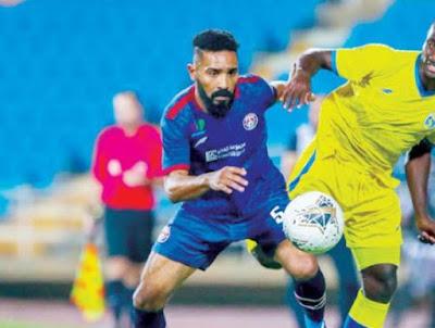 مباراة العدالة و أبها ضمن مباريات الدوري السعودي 2019