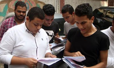 ردود افعال طلاب ثانوى عام حول إمتحان الاقتصاد