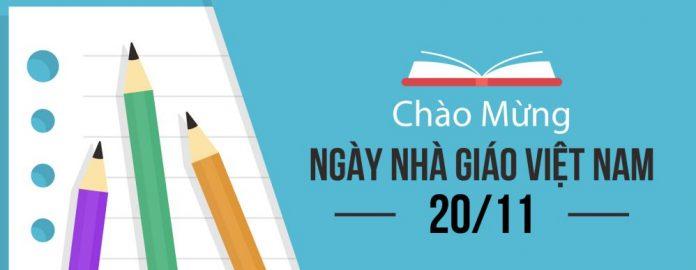 ảnh chúc mừng ngày nhà giáo Việt Nam 20-11