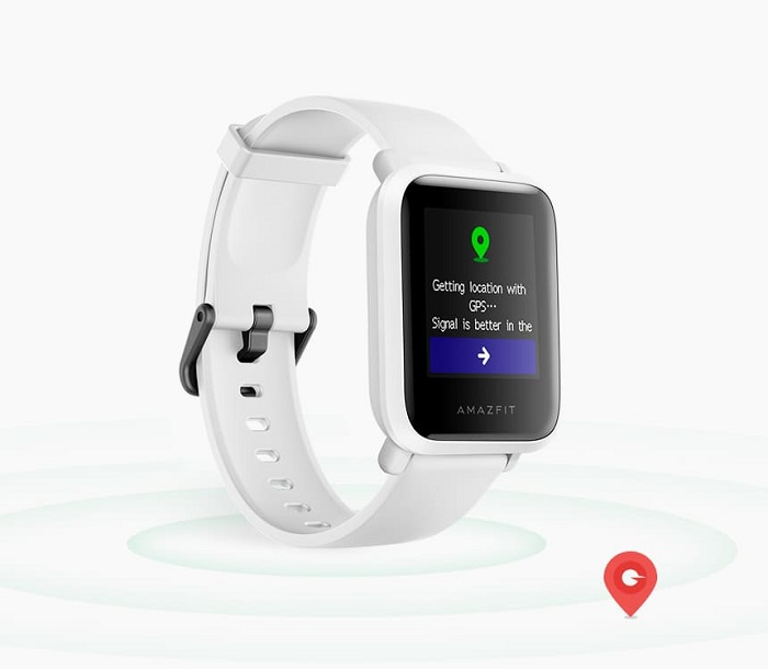 Amazfit Bip S Smartwatch Built In GPS