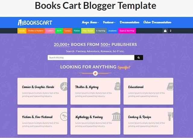 5+ Best Free eCommerce Blogger Templates 2020 – Responsive and search engine marketing Friendly
