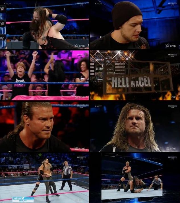 WWE Smackdown Live 04 October 2016 HDTV 480p